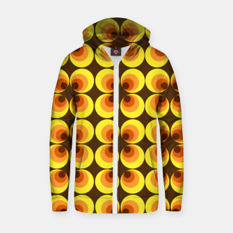 zappwaits retro Zip up hoodie thumbnail image