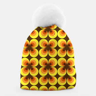 Thumbnail image of zappwaits retro Beanie, Live Heroes