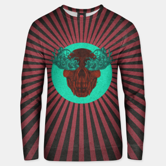 Thumbnail image of Cry Stripes Unisex sweater, Live Heroes