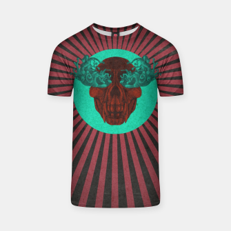 Thumbnail image of Cry Stripes T-shirt, Live Heroes