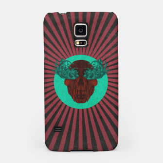 Thumbnail image of Cry Stripes Samsung Case, Live Heroes