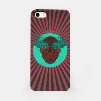Thumbnail image of Cry Stripes iPhone Case, Live Heroes