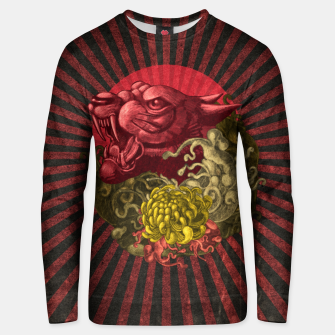 Thumbnail image of Tiger Unisex sweater, Live Heroes