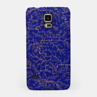 Thumbnail image of Sakura bloom at summer night  Samsung Case, Live Heroes