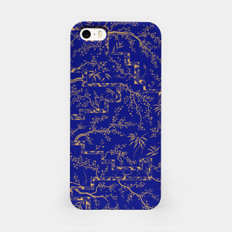Thumbnail image of Sakura bloom at summer night  iPhone Case, Live Heroes
