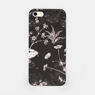 Thumbnail image of Dark Floral Artwork iPhone Case, Live Heroes
