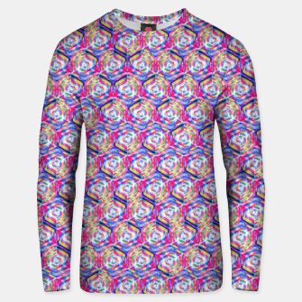 Miniatur Source Of Freedom Pattern Unisex sweater, Live Heroes