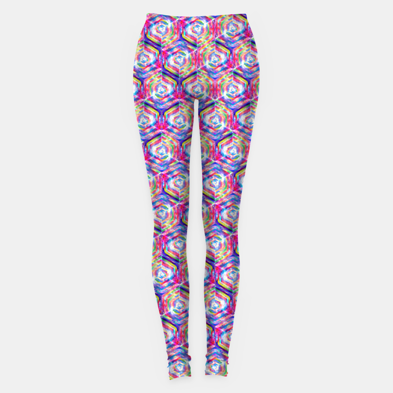 Zdjęcie Source Of Freedom Pattern Leggings - Live Heroes