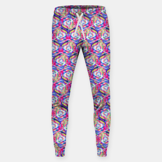 Miniatur Source Of Freedom Pattern Sweatpants, Live Heroes