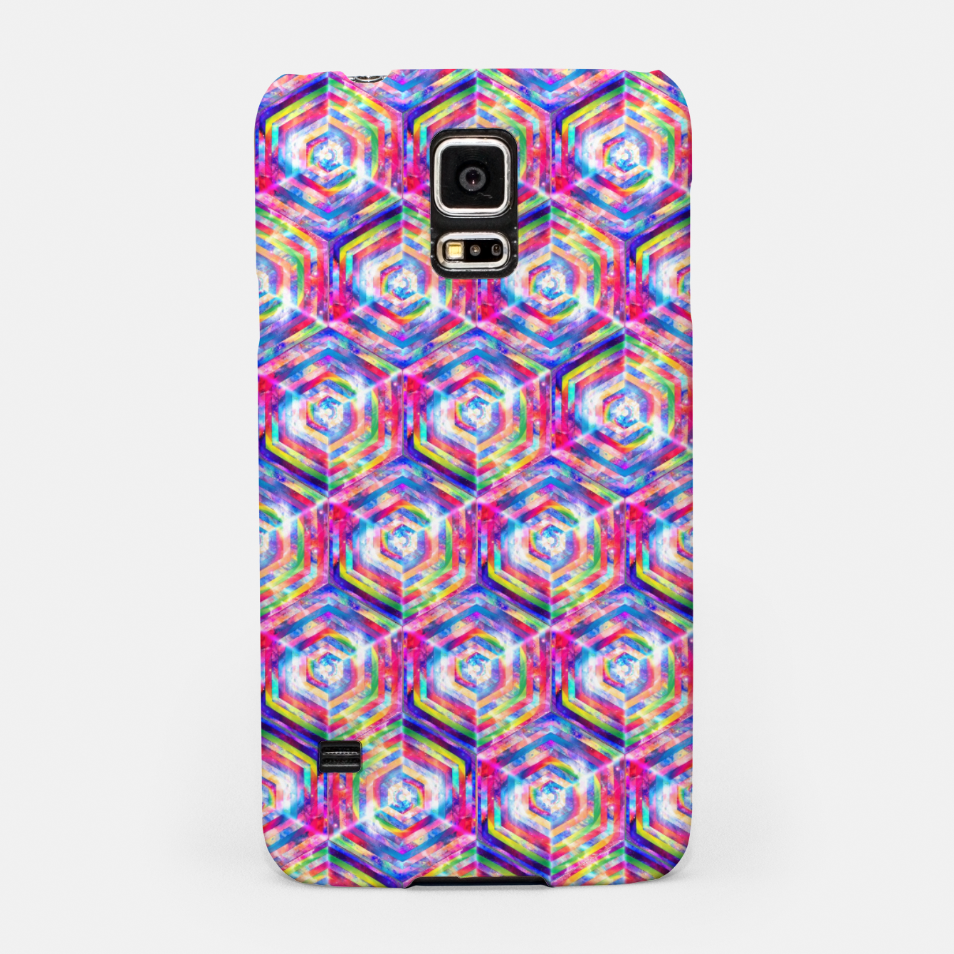 Foto Source Of Freedom Pattern Samsung Case - Live Heroes