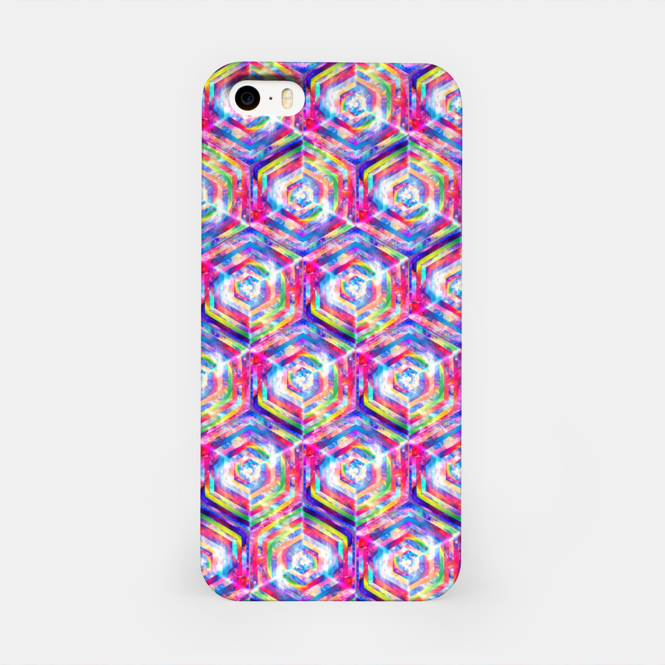 Zdjęcie Source Of Freedom Pattern iPhone Case - Live Heroes