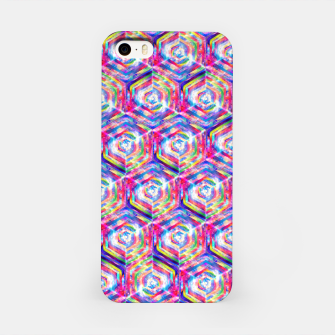 Miniatur Source Of Freedom Pattern iPhone Case, Live Heroes