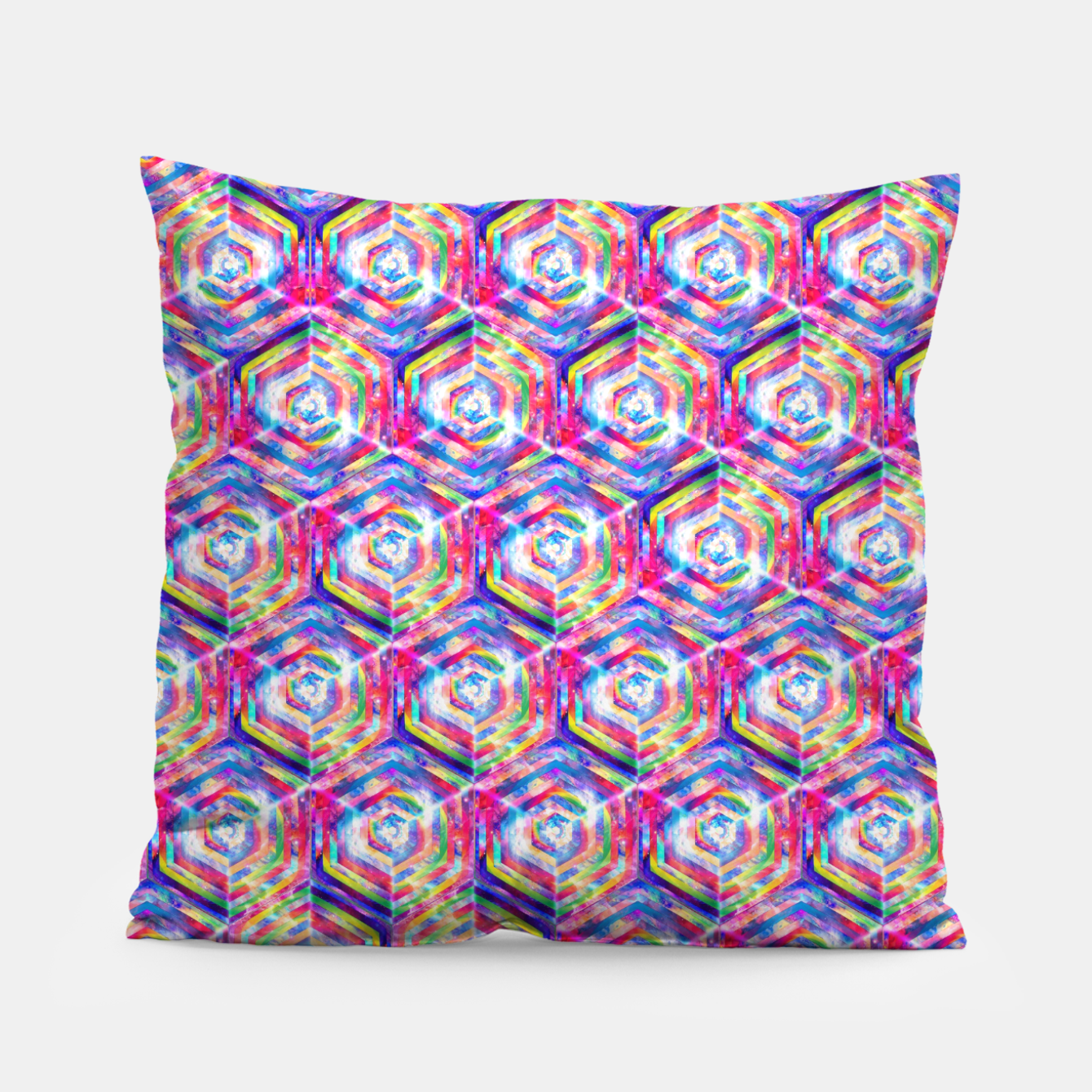 Foto Source Of Freedom Pattern Pillow - Live Heroes