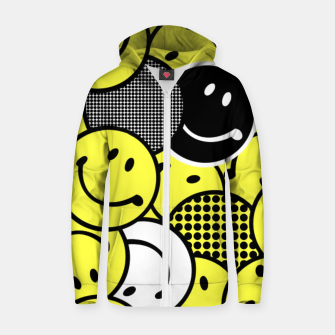 Thumbnail image of Have a happy day · Zip up hoodie, Live Heroes