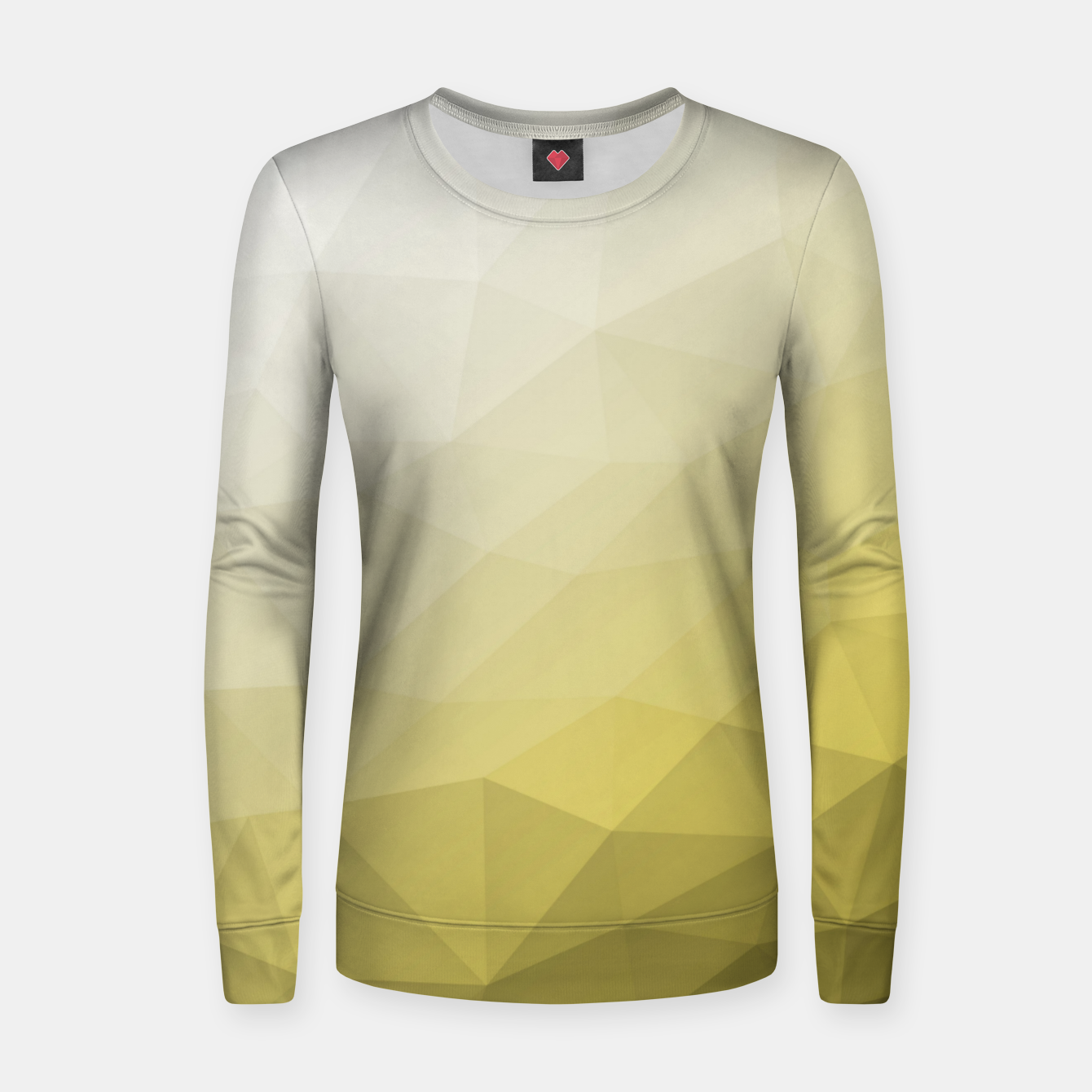 Image of Ultimate Gray Illuminating Gradient Geometric Mesh Pattern Women sweater - Live Heroes