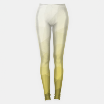 Ultimate Gray Illuminating Gradient Geometric Mesh Pattern Leggings thumbnail image