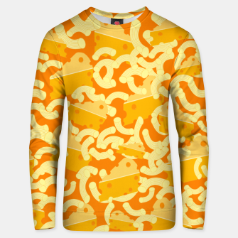 Thumbnail image of Mac And Cheese Unisex sweater, Live Heroes