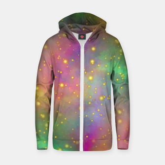 Love You To Infinity And Back Zip up hoodie thumbnail image