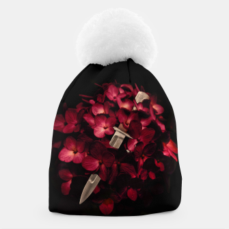Thumbnail image of Love Deception Concept Artwork Beanie, Live Heroes