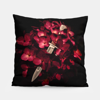 Thumbnail image of Love Deception Concept Artwork Pillow, Live Heroes