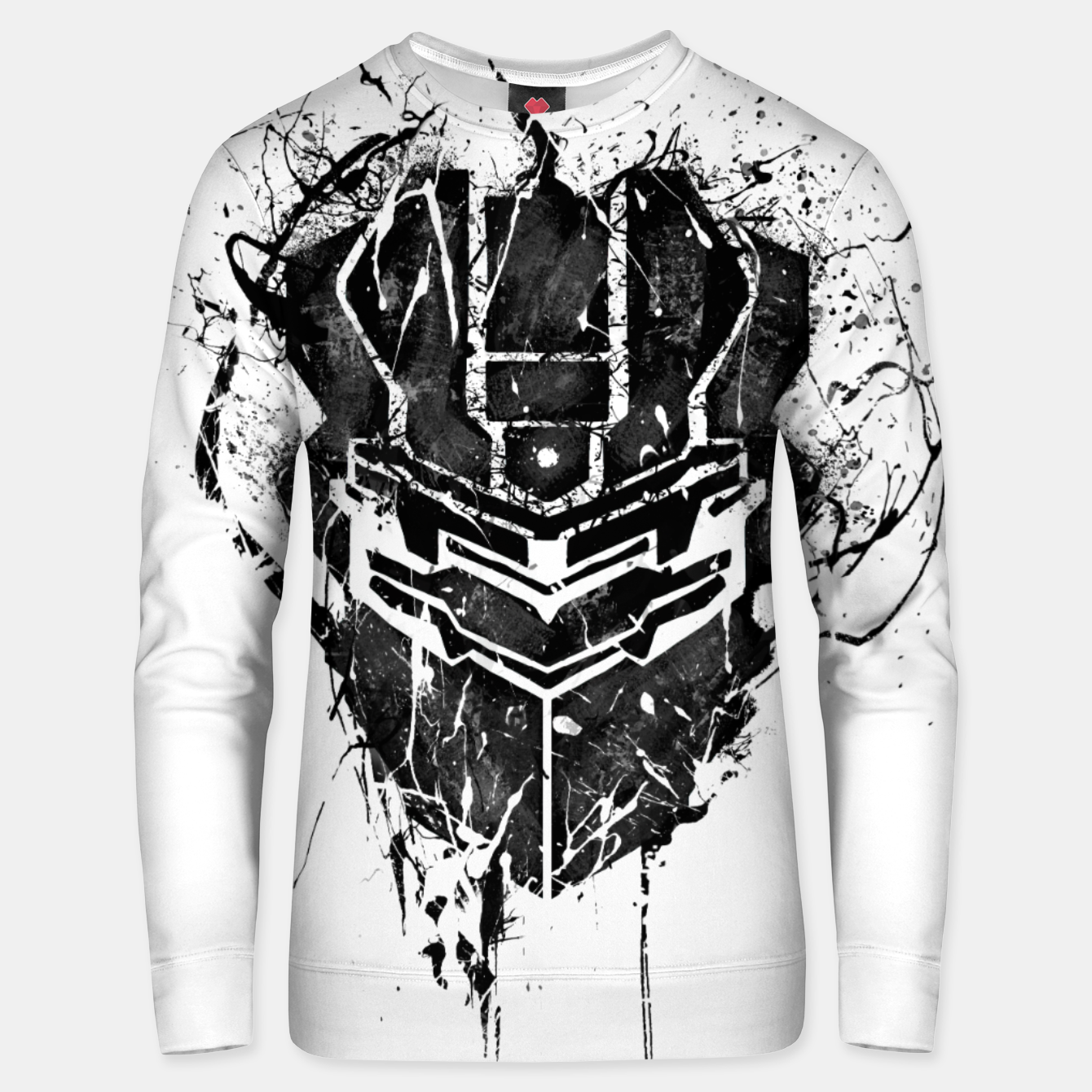 Image of dead space Unisex sweater - Live Heroes