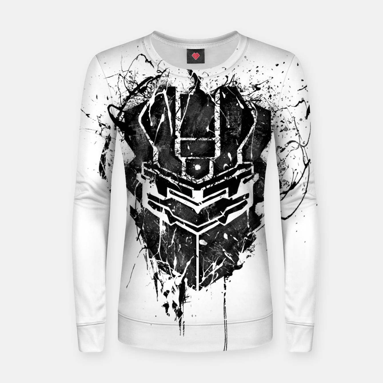 Image of dead space Women sweater - Live Heroes