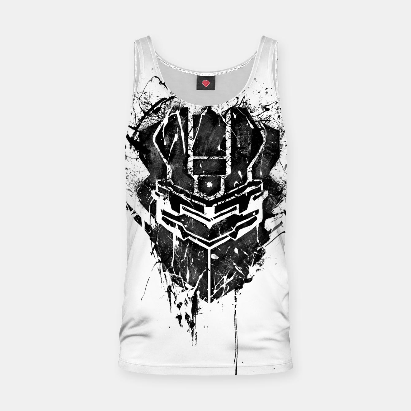 Image of dead space Tank Top - Live Heroes