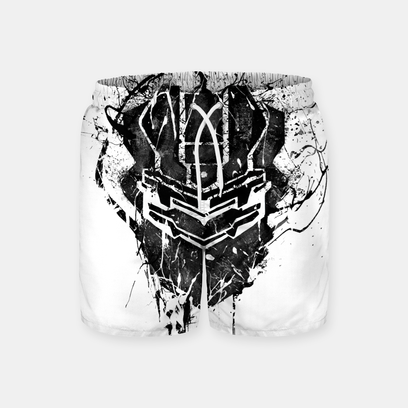 Image of dead space Swim Shorts - Live Heroes
