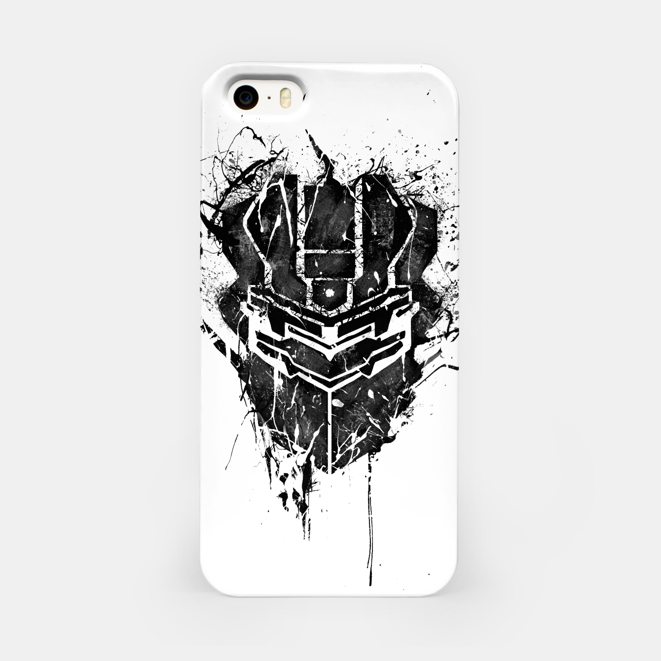 Image of dead space iPhone Case - Live Heroes