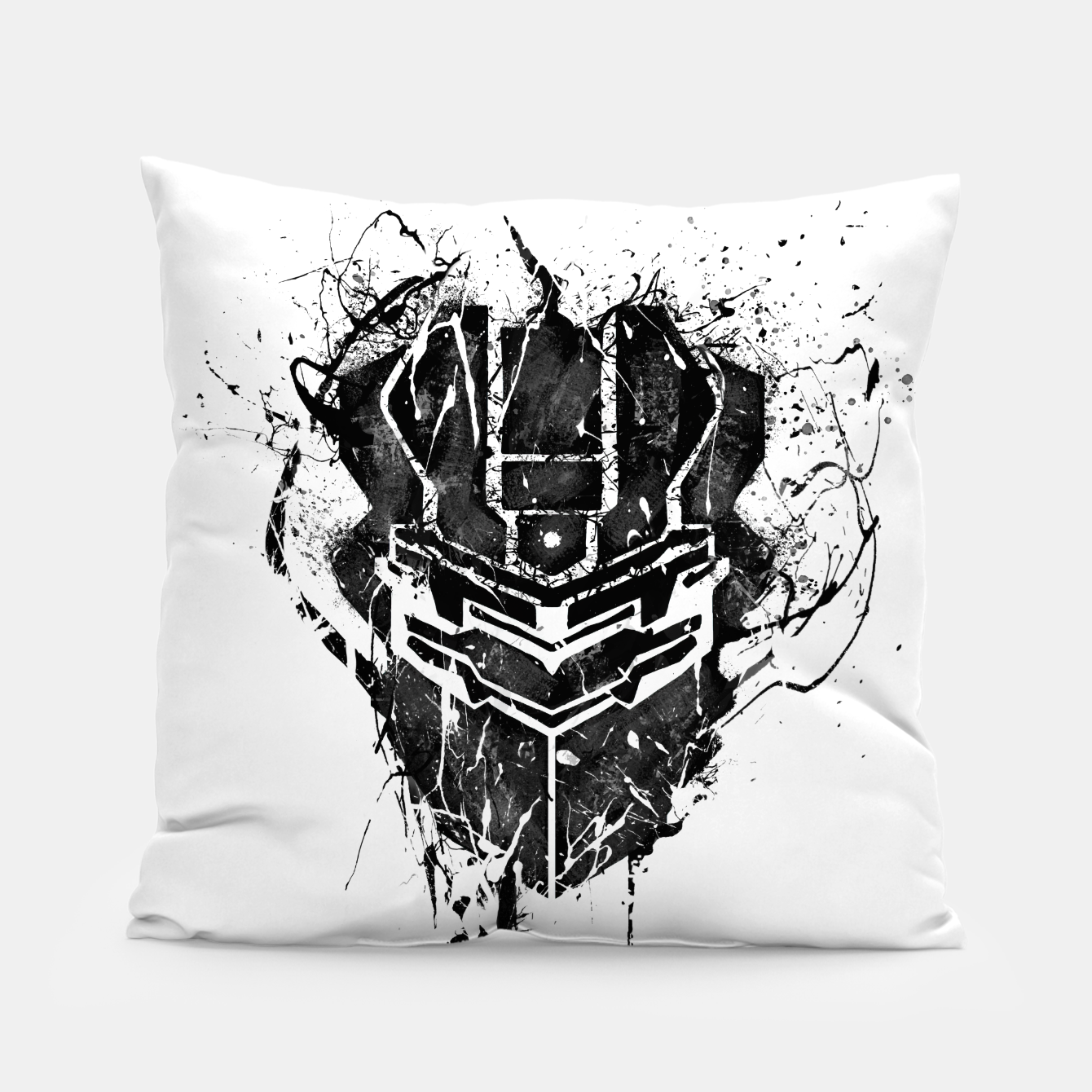 Image of dead space Pillow - Live Heroes