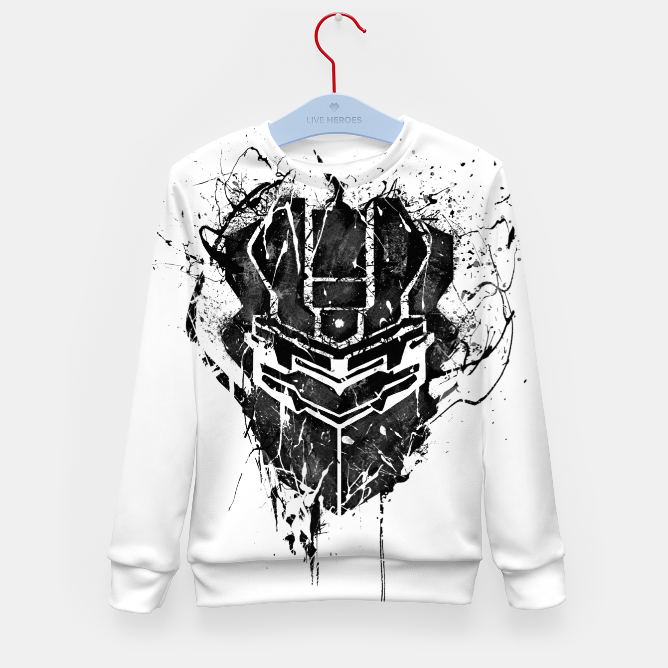 Image of dead space Kid's sweater - Live Heroes