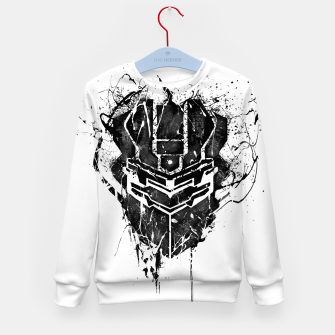 dead space Kid's sweater obraz miniatury