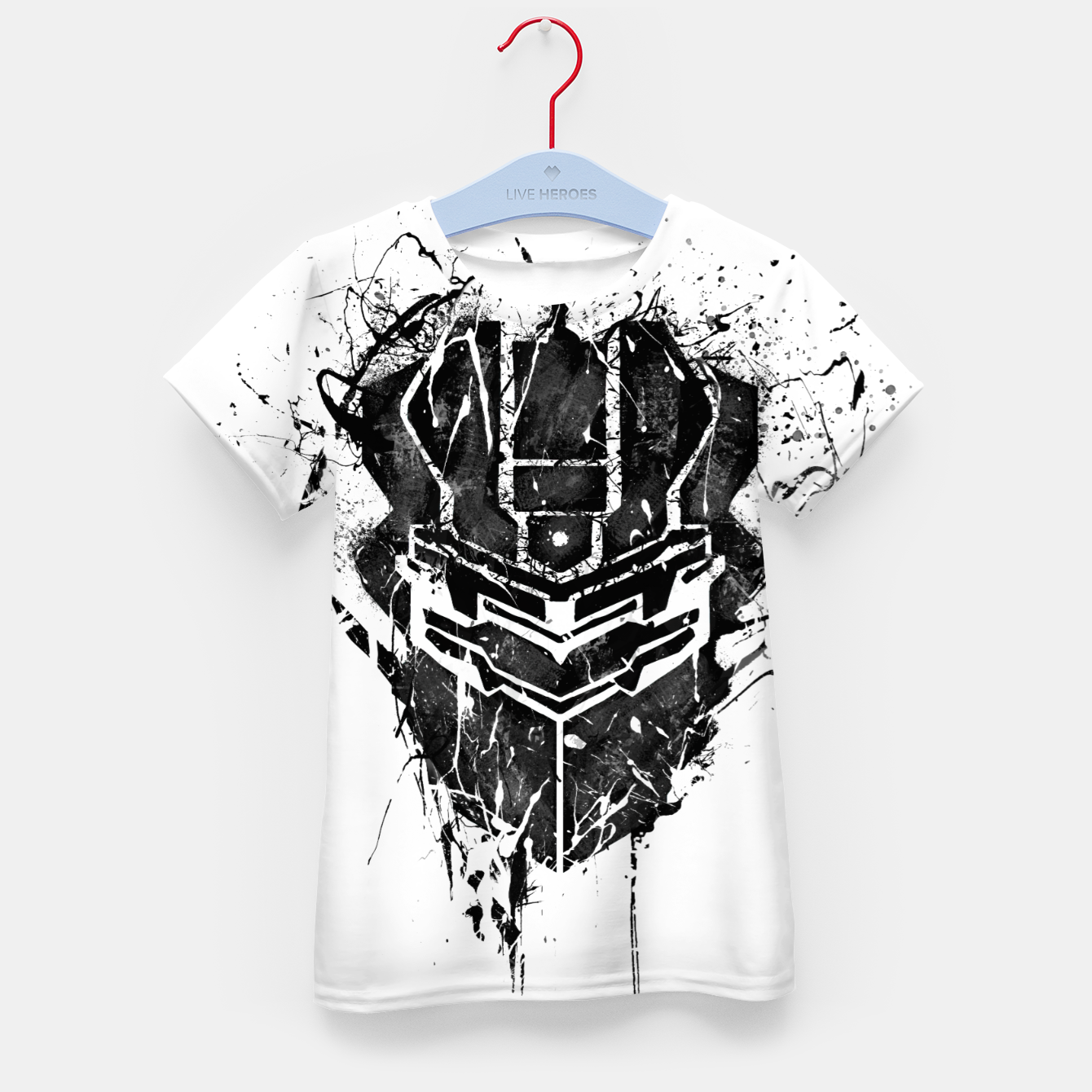 Image of dead space Kid's t-shirt - Live Heroes