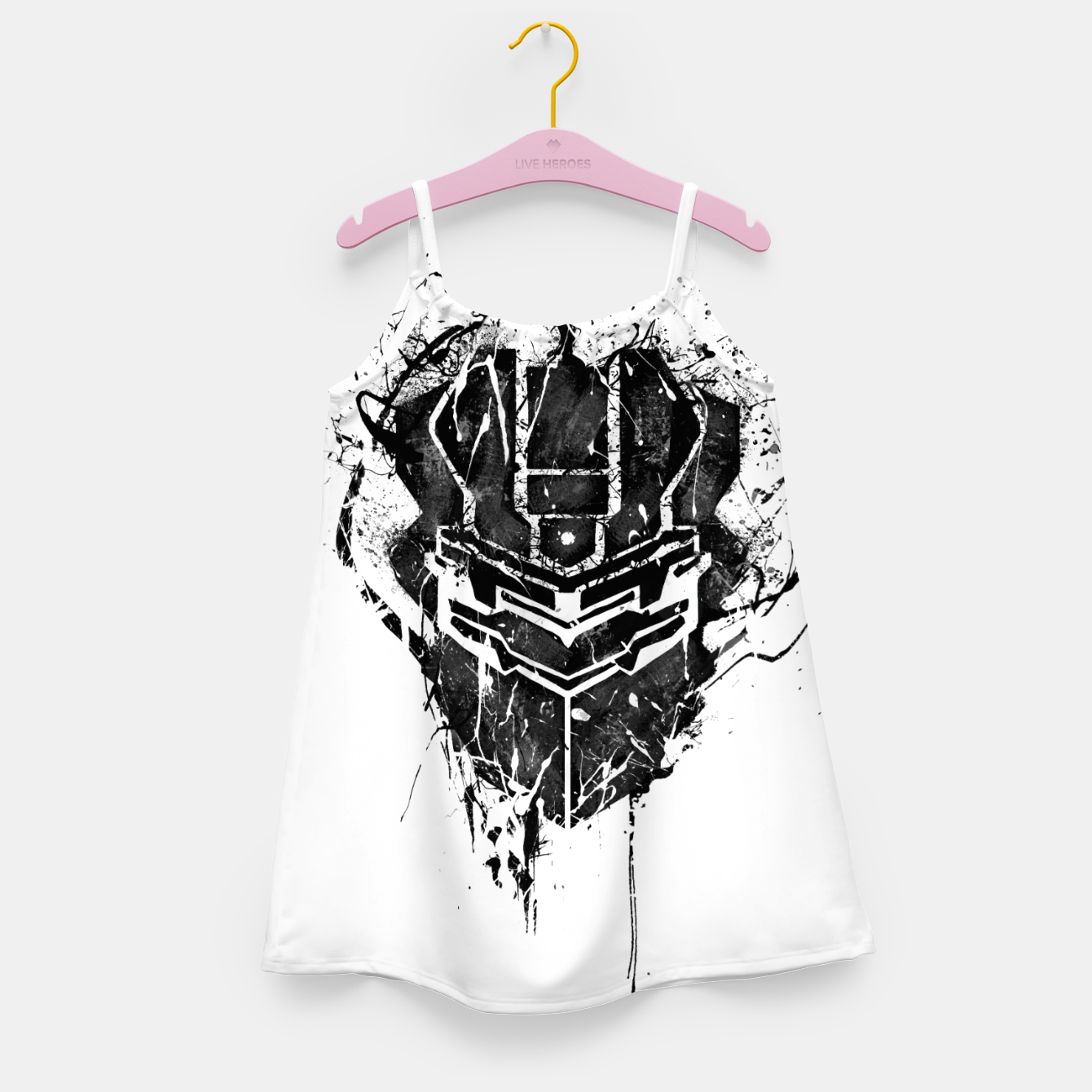 Image of dead space Girl's dress - Live Heroes