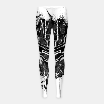 Miniaturka dead space Girl's leggings, Live Heroes