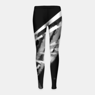 Thumbnail image of sacred wings uncloloured (white edition) Kinder-Leggins, Live Heroes