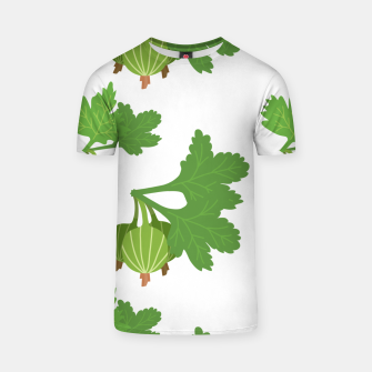Thumbnail image of Cape Gooseberry Plant Exotic Fruit Physalis Peruviana T-shirt, Live Heroes