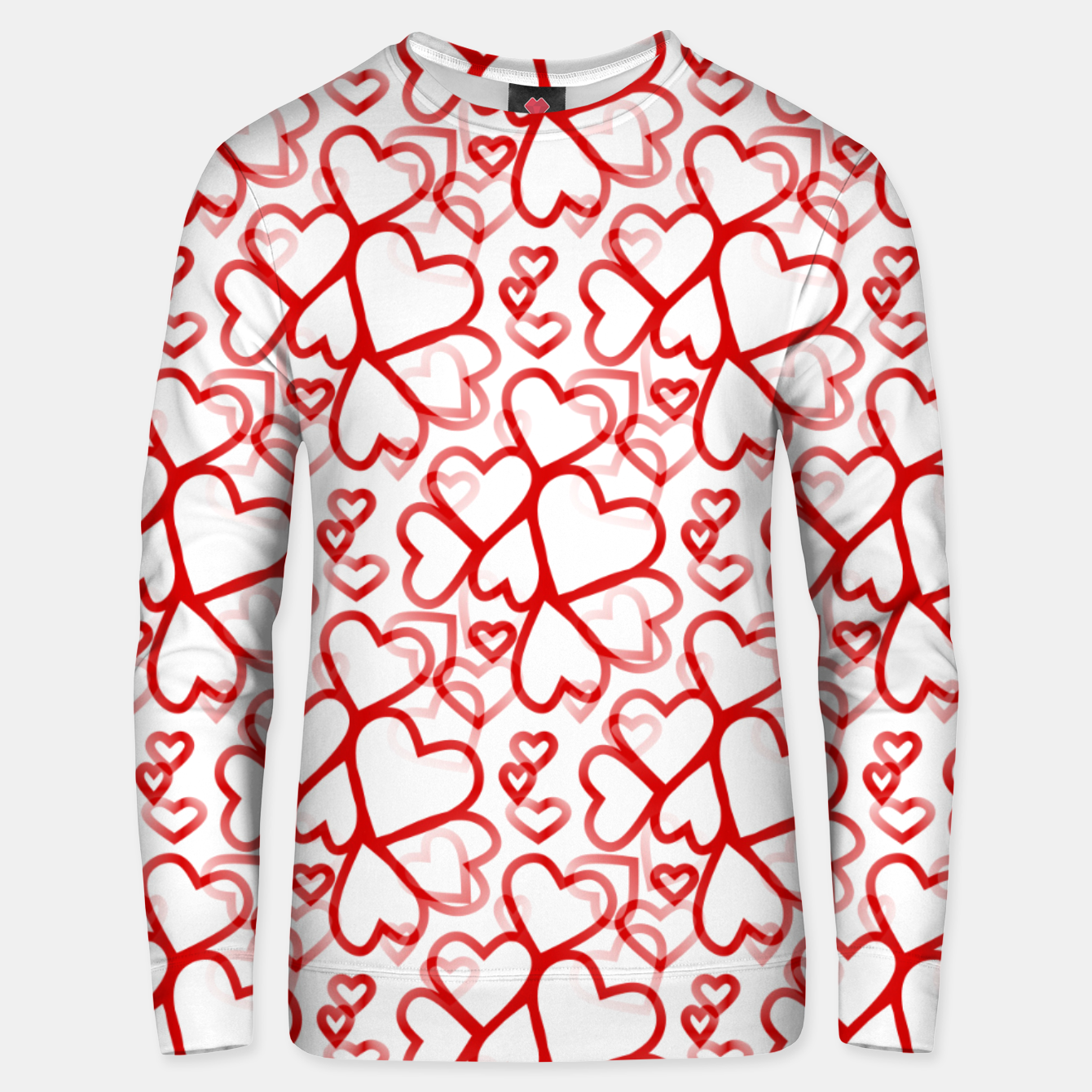 Image of Be My Valentine Unisex sweater - Live Heroes