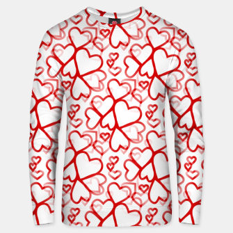 Thumbnail image of Be My Valentine Unisex sweater, Live Heroes
