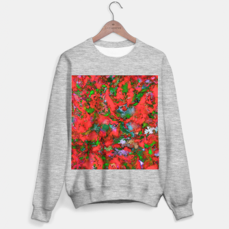 Miniature de image de The edge of the red lake Sweater regular, Live Heroes