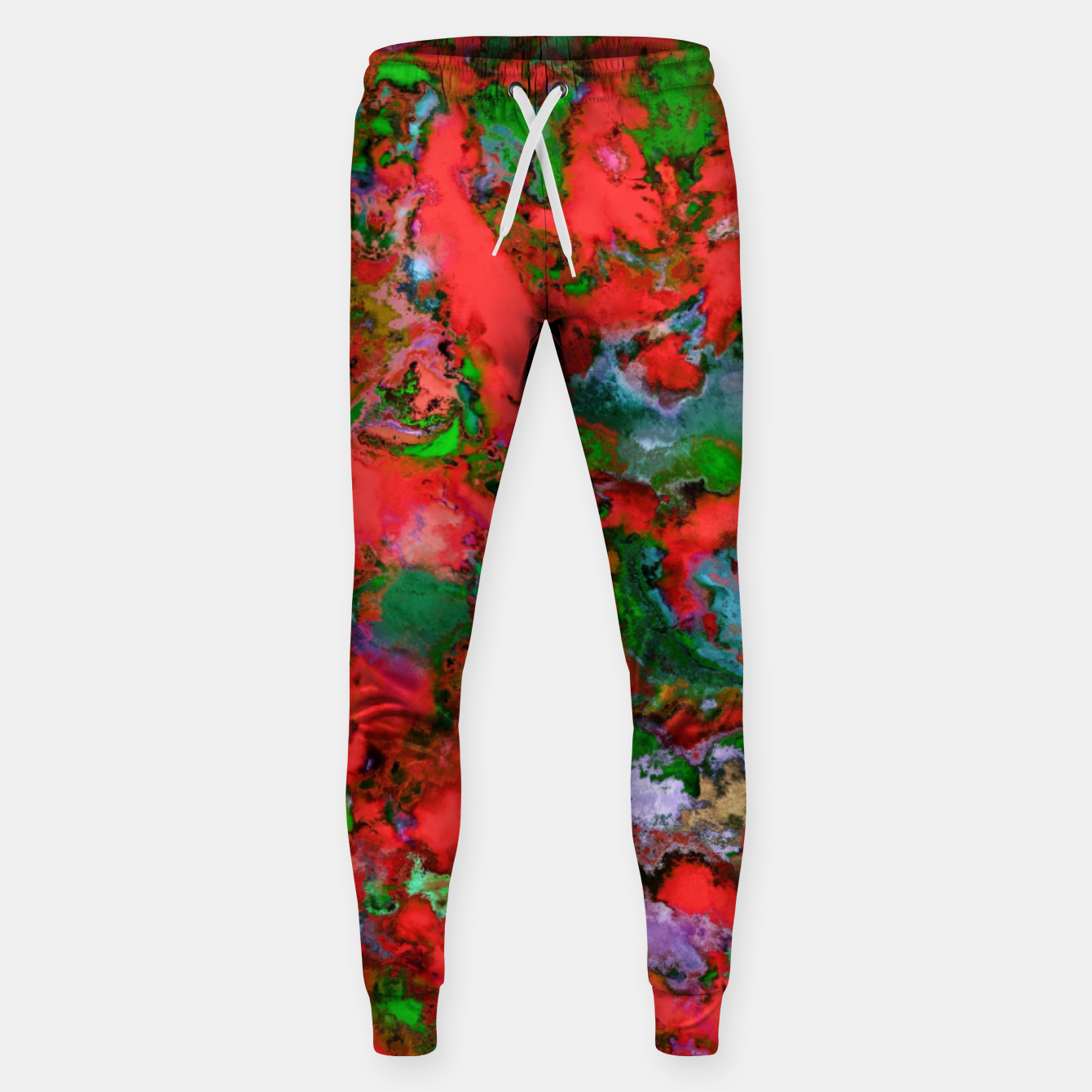 Image of The edge of the red lake Sweatpants - Live Heroes