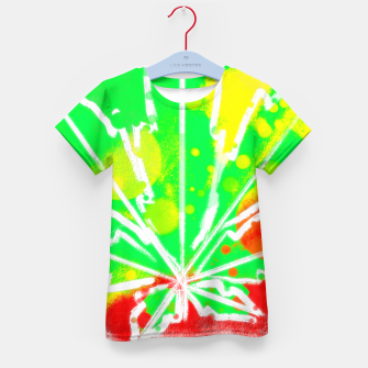 Thumbnail image of pure Ganja T-Shirt für kinder, Live Heroes
