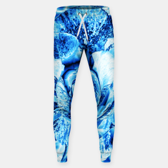 Miniaturka Blue Frozen Ice Rose Sweatpants, Live Heroes