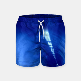 Thumbnail image of Blue Wormhole in Space Swim Shorts, Live Heroes