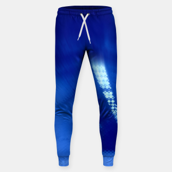 Thumbnail image of Blue Wormhole in Space Sweatpants, Live Heroes