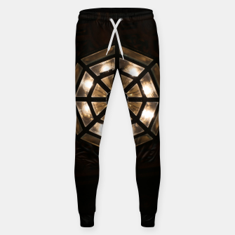Miniaturka Shine Bright Dark Night - Geometry of Light Sweatpants, Live Heroes