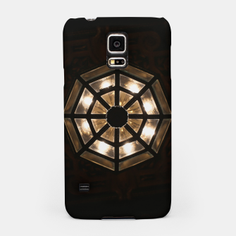 Thumbnail image of Shine Bright Dark Night - Geometry of Light Samsung Case, Live Heroes