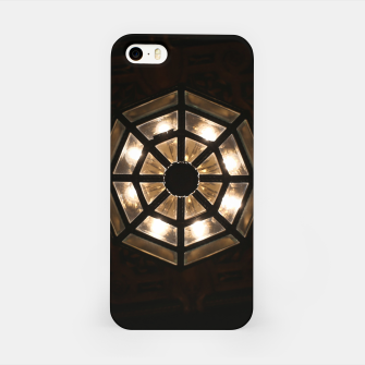 Miniaturka Shine Bright Dark Night - Geometry of Light iPhone Case, Live Heroes