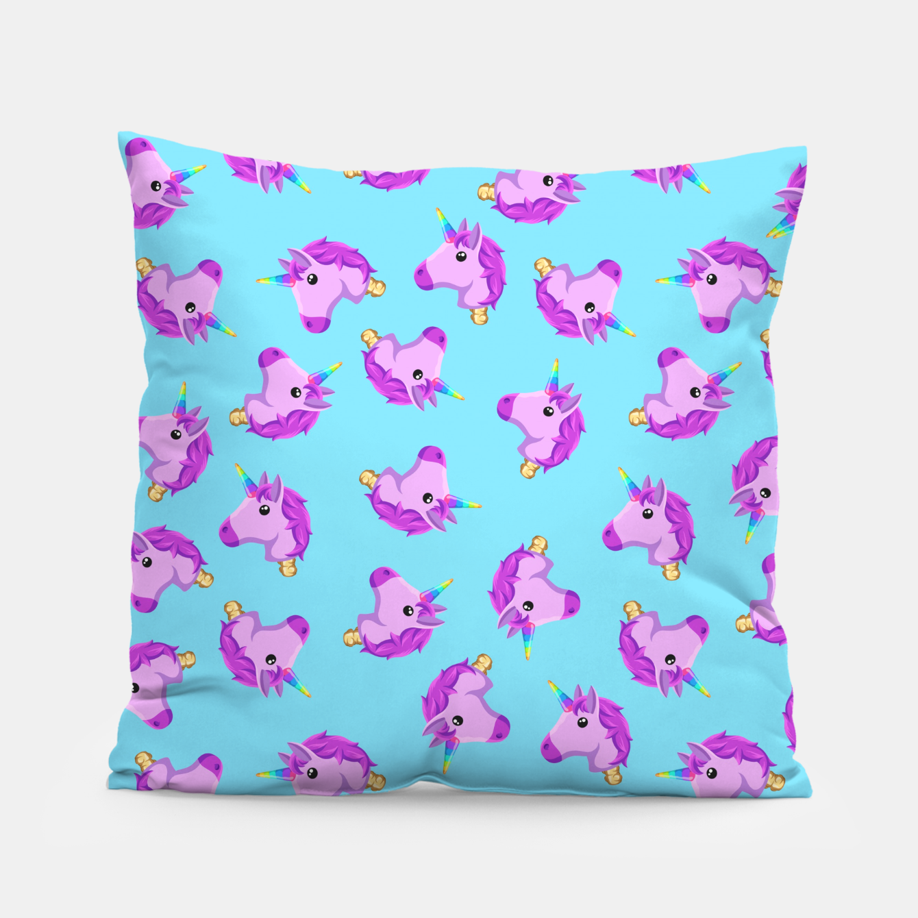 Image of Unicorns Coussin - Live Heroes