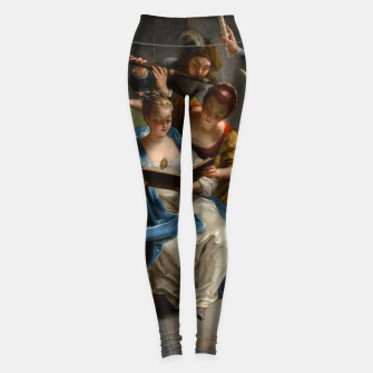 Thumbnail image of A Quartet In Concert by Jean Raoux Leggings, Live Heroes